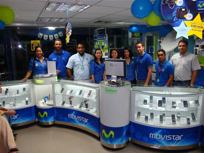 Agencias movistar mejorar la comunicaci n for Movistar oficinas
