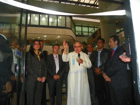 La iniciativa parte de las actividades que la compa a ha for Movistar oficinas