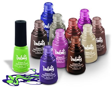 de cosméticos ofrece una nueva colección inspirada en los colores de